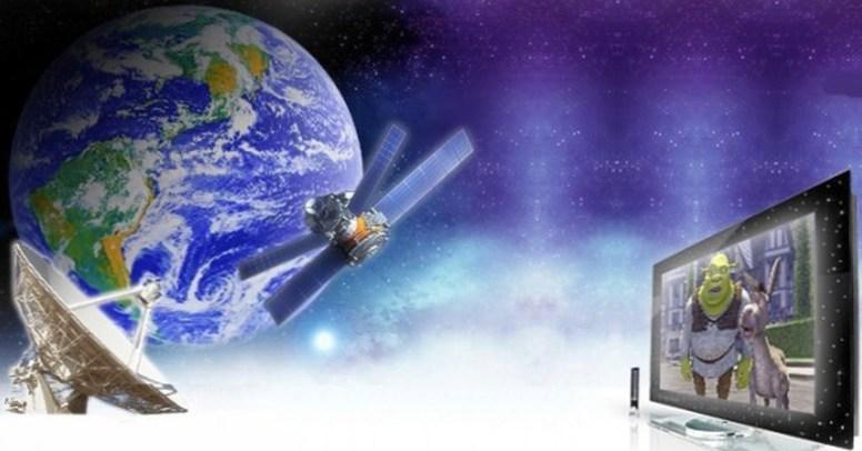 цифровое и спутниковое ТВ