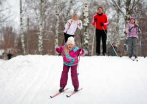лыжный инвентарь